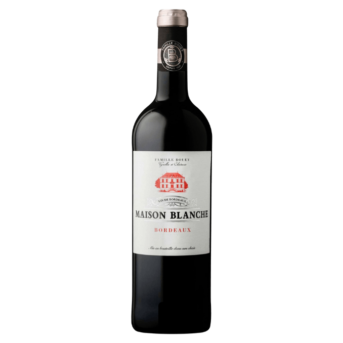 Vinho Maison Blanche Bordeaux Tinto 2016 França 750ML