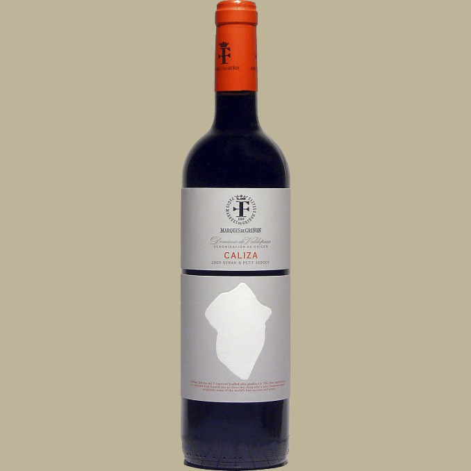 Vinho Marques de Griñon Caliza 2013 Tinto Espanha 750 ml