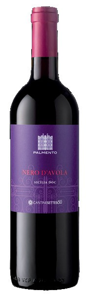 Vinho Palmento Nero d'Ávola 2018 DOC Tinto Italia 750ml