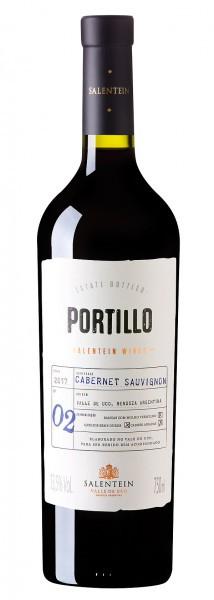 Vinho Salentein Portillo Cabernet Sauvignon 2019 Argentina Tinto 750 ml