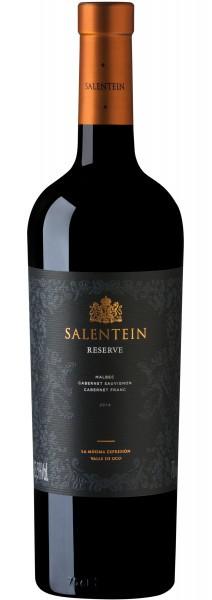 Vinho Salentein Reserva Blend 2016 Argentina Tinto 750 ml