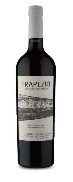 Vinho Trapézio Selection Cabernet Sauvignon