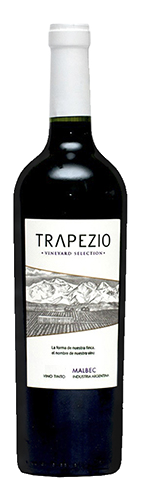 Vinho Trapézio Selection Malbec Tinto Argentina 750 ml