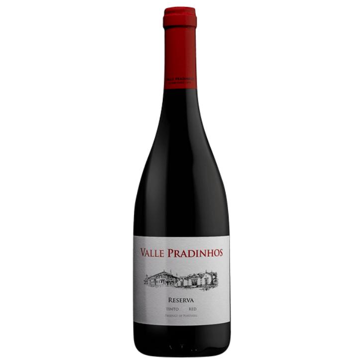 Vinho Valle Pradinhos Reserva 2016 Tinto Portugal 750 ML