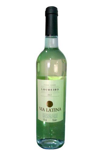 Vinho Via Latina Loureiro 2014 Branco Portugal 750 ml