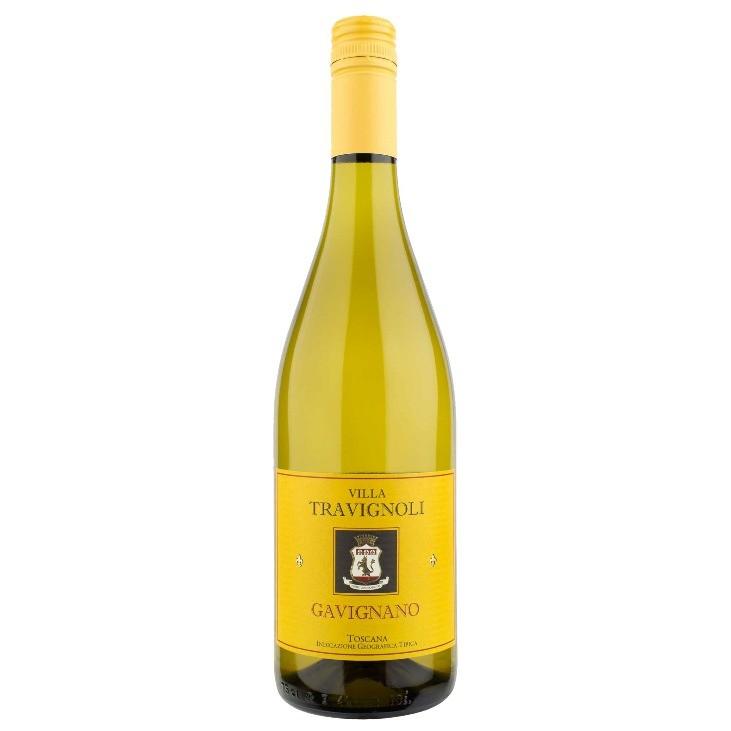 Vinho Villa Travignoli Toscana IGT 2017 Branco Italia 750 ml