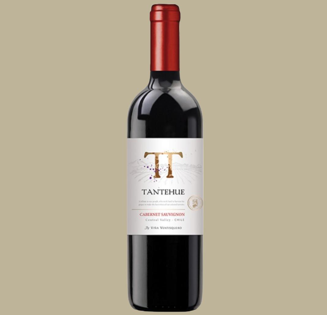 Vinho Viña Ventisquero Tantehue Cabernet Sauvignon Chile 750ml