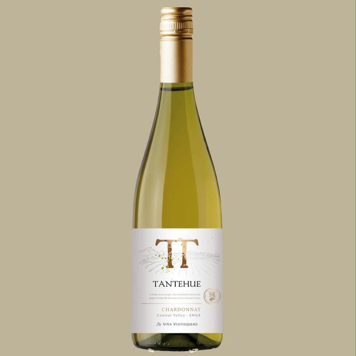 Vinho Viña Ventisquero Tantehue Chardonay Chile 750ml