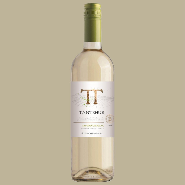 Vinho Viña Ventisquero Tantehue Sauvignon Blanc Chile 750ml