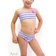 Biquíni Infantojuvenil Estampado Foxx 266015
