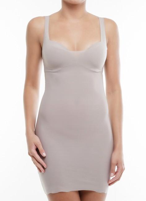 Anágua Vestido Modelador Zero Marcas sem Costuras Liz 55693 ( Invisible Estética )