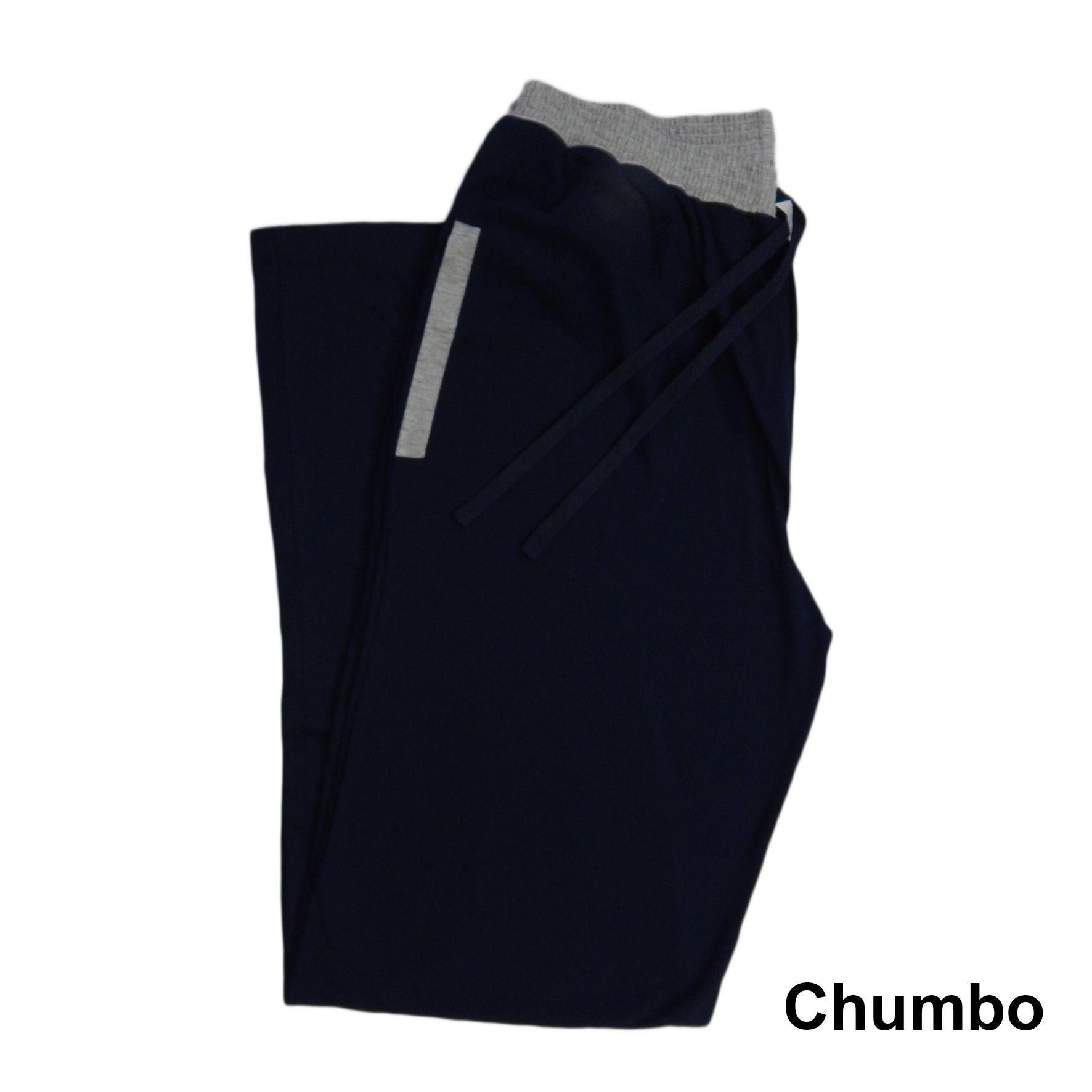 Calça Masculina Avulsa Lisa em Algodão com cordão e bolso Foxx 262279