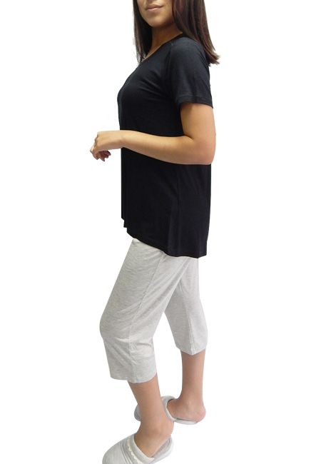 Camiseta Básica Feminina Foxx 262198