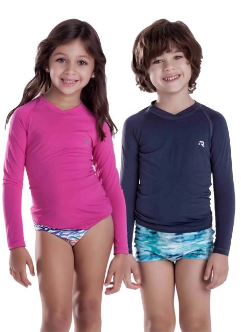Camiseta Manga Longa Proteção UV 50+ Rivanna 286010 c1e5aeaf1b86a