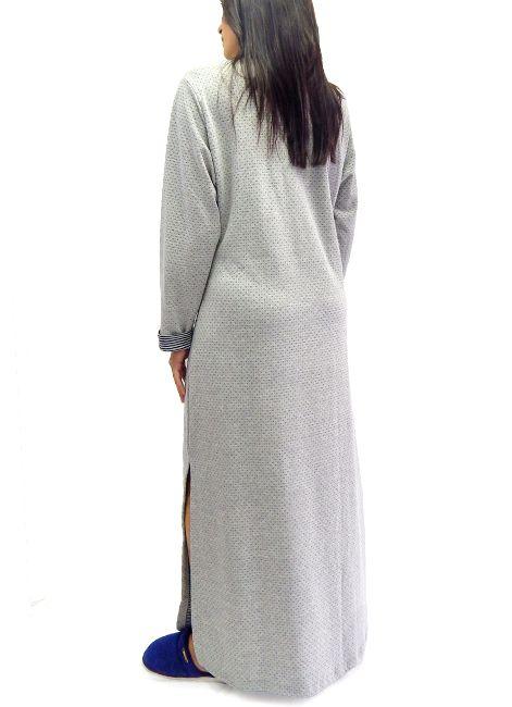 Camisola Manga Longa de Inverno de Moletinho Grosso Foxx 262877