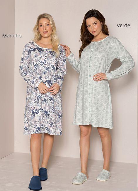 f2b581faff3e17 Pijama e Camisola Gestante   Moda Intimitat Maternidade