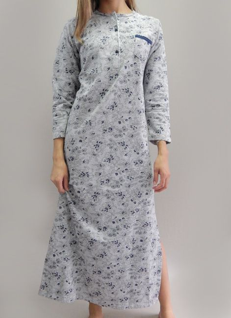 Camisola Manga Longa de Inverno com botões Foxx 262591