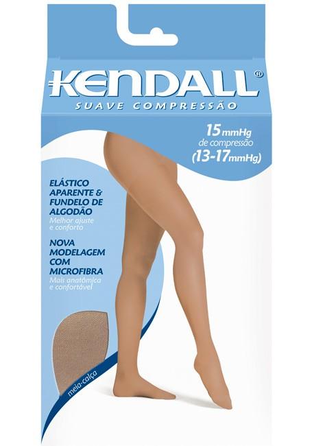 3ee77dede Meia Calça Elástica Suave Compressão Kendall 2651    Intimitat