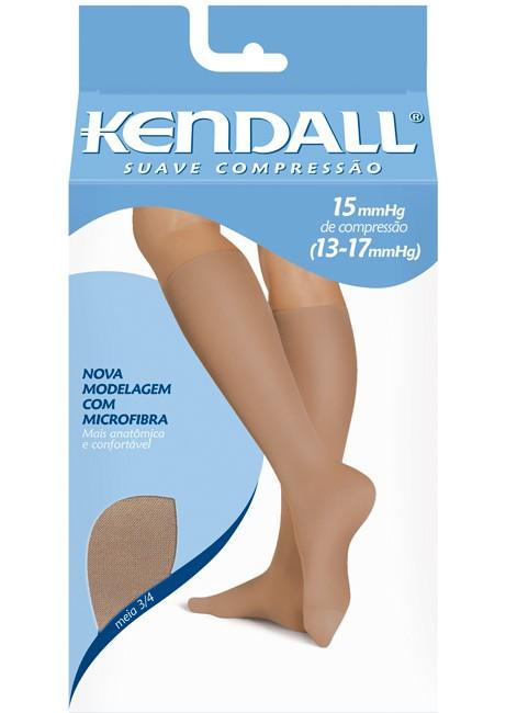 6c6c311425 Meia Elástica 3 4 Suave Compressão para Varizes Kendall 2231