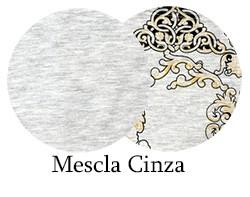 Pijama Bermudoll Liso de Algodão Pzama 052266 - Plus Size