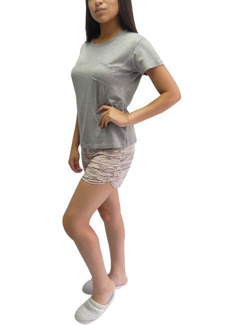 Pijama Curto estilo Short Doll Foxx 263271