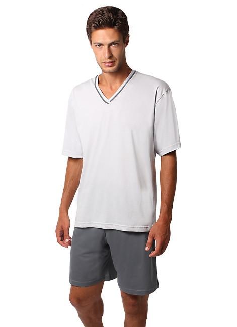 Pijama Curto Masculino de Algodão Foxx 262002