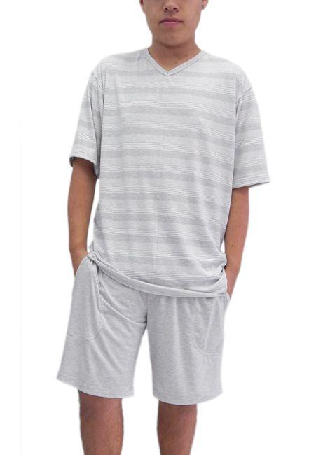 Pijama Masculino Manga Curta Foxx 262553 / Intimitat