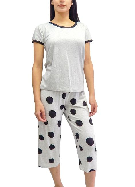 Pijama Pescador Feminino de Viscose Under Co 001059