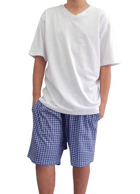 Short Avulso para Pijama de Verão com cordão Foxx 262615