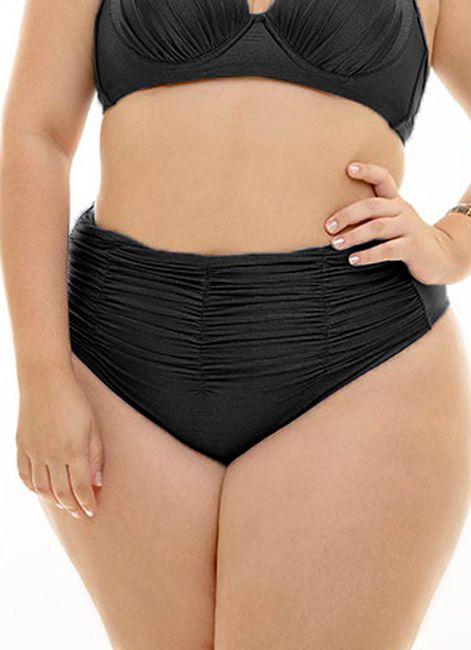Tanga Avulsa para Biquíni Hot Panty Alta Plus Size Trilha do Sol 246134 7ef67b2faebbb