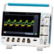 """MDO34 Osciloscópio Tektronix 100MHz 4 Canais e Display de 11.6"""""""