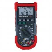 MD-6290 ICEL, Multímetro, termômetro, Luximetro e decibelímetro em um único produto.