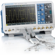 RTB2004 Osciloscópio Rohde & Schwarz 300MHz 4 canais