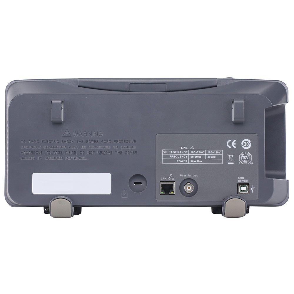 2190E Osciloscópio BK Precision de 100MHz 2 canais