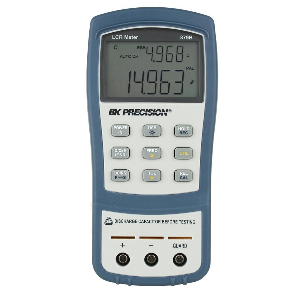 879B Ponte LCR B&K Precision até 10KHz com ESR