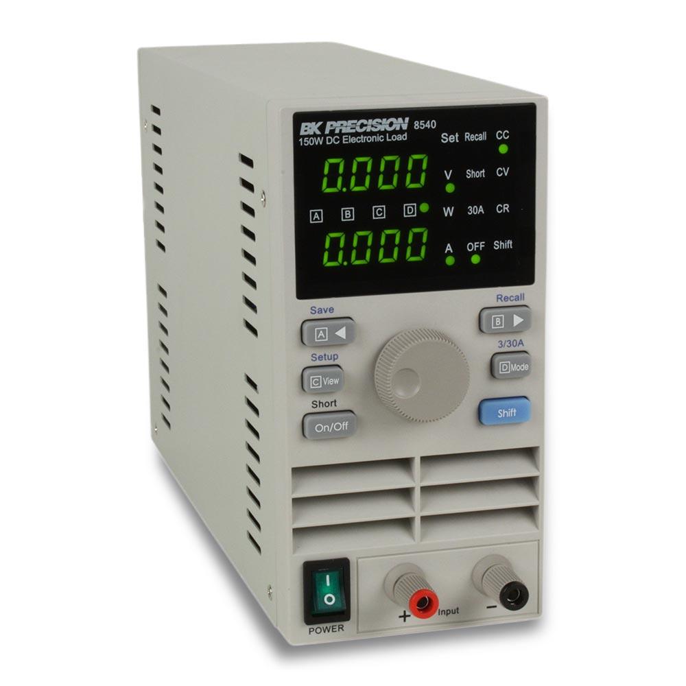 Carga eletrônica B&K Precision DC 8540 de 150W
