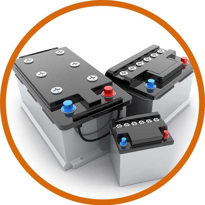 Teste de Bateria em Produção