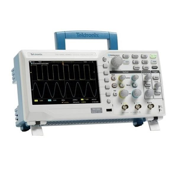 TBS1072C Osciloscópio Tektronix 70MHz 2 Canais