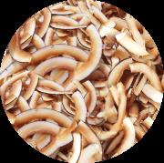 Chips de Coco 2 Unidade 20 gramas