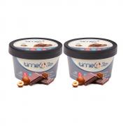 Whey Cream Gianduia 2 Unidades