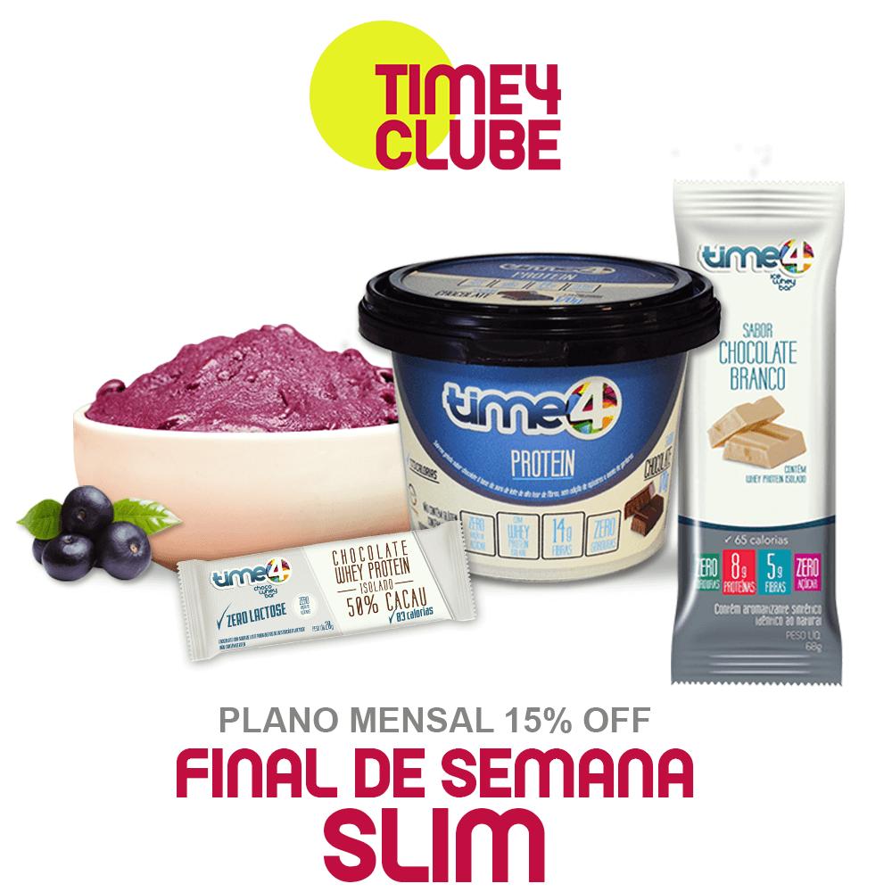 Box 3 - Clube Time4 Final de Semana Slim