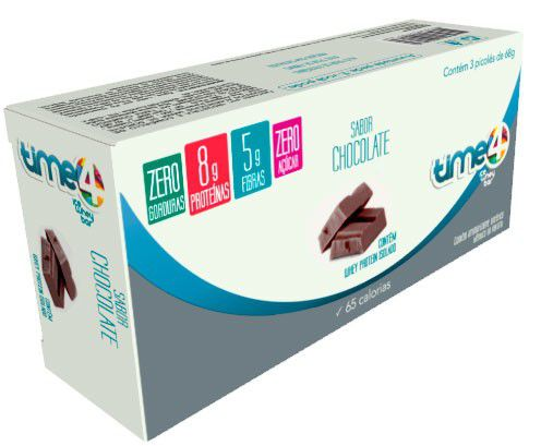 Picolé Fit Chocolate com 3 un.