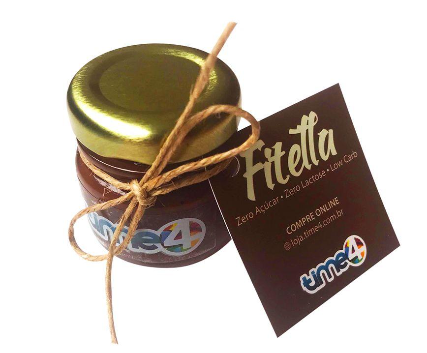 Kit Degustação Fitella - 3 Unidades de 40 Gramas