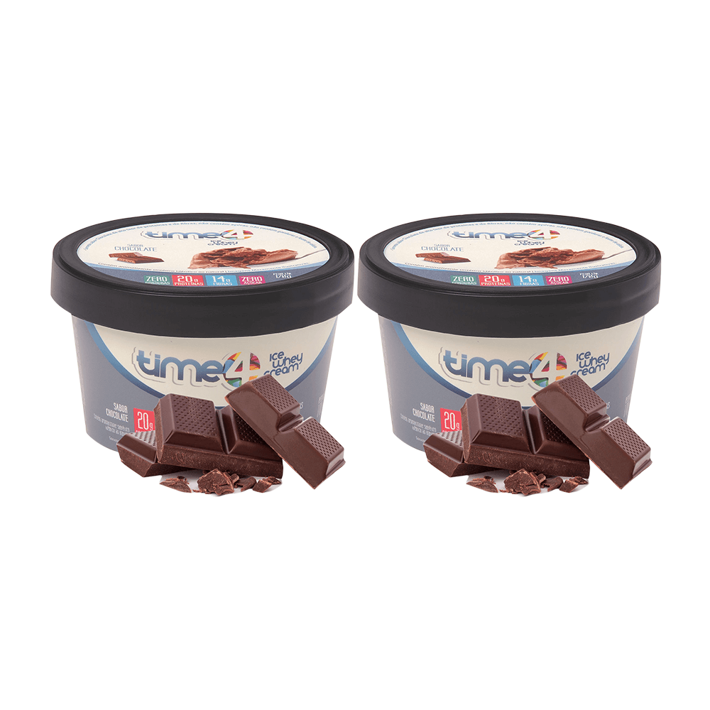 Whey Cream Chocolate 2 unidades