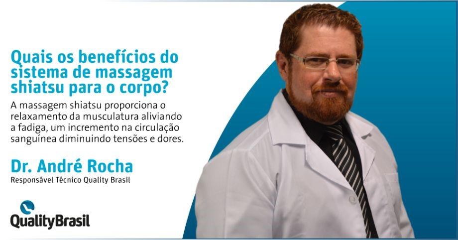Almofada Massageadora Shiatsu Anatomic Green   Quality Brasil