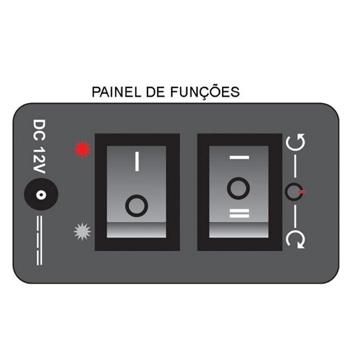 Almofada Massageadora Shiatsu Flex Red | Quality Brasil