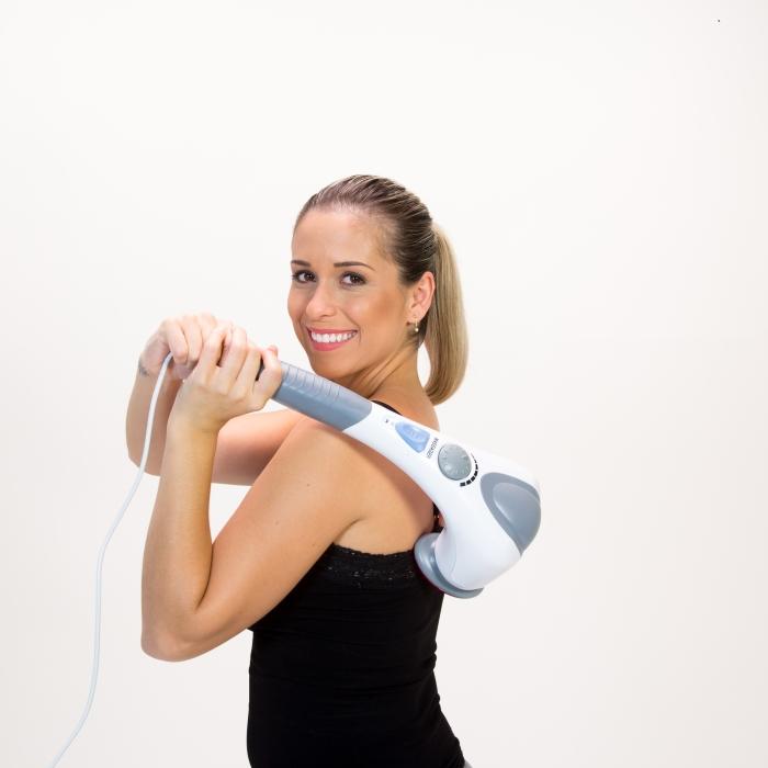 Aparelho Massageador Portatil Physio PRO | Quality Brasil