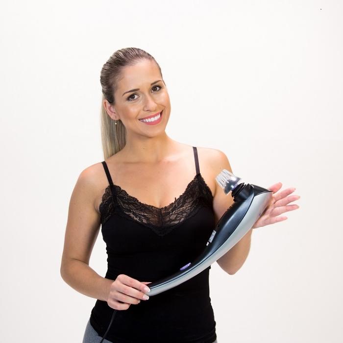 Aparelho Massageador Portatil Spirit Multi | Quality Brasil