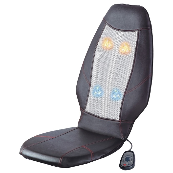Assento Massageador Shiatsu Car Evolution | Quality Brasil