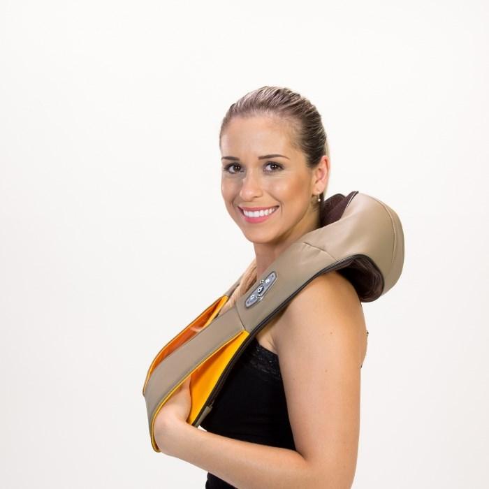 Colete Massageador Shiatsu NeckPlus | Quality Brasil